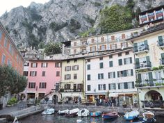Limone Sul Garda, Italy.