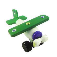 Avioncito de madera