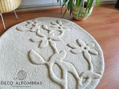 "Alfombra de lana ""Deco Alfombras"""