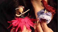 Comment bricoler des fées fleuries!