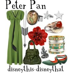 """""""Peter Pan"""" by disneythis-disneythat on Polyvore"""