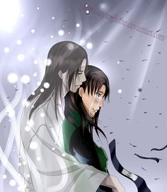 Neji and Tenten i love this couple ❤❤