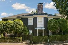 If you wander around Portland's century-old neighborhoods, you may spot an English Arts and Crafts house, a style popularized here beginning in the 1930s by Portland architect Wade Hampton Pipes. One of his designs, a rare English Town Home in Portland Heights, was just put up for sale. The three-level dwelling was built in 1937 on 0.31 acres at 2629 SW Buena Vista Dr. The asking price for the 4,214-square-foot home is $4.25 million.