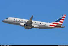 Photo of N203NN Embraer 170-200LR by Mike Barker