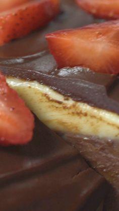 Todo el sabor del chocolate en una sola torta