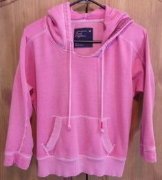 Womens Small American Eagle Outfitters Pink Hoodie #AmericanEagleOutfitters #Hoodie