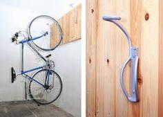 Image result for hanging bike storage