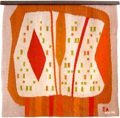 Evelyn Ackerman | Autumn Leaves | tapestry | wool | Los Angeles, California, U.S.A. | c. 1959