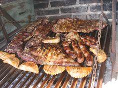 parrilla Argentina grill