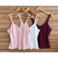 Moda Feminina - Roupas, Vestidos, Blusas, Cropped, Calças, Shorts, Look e mais acessórios da moda.