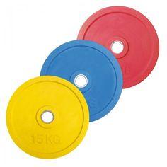 Hantelscheiben Gummi - 50 mm - farbige Ausführungen. Diese Hantelscheiben bestehen aus einem Gusskern mit dicker Gummierung und sind absolut von Profi-Qulität. Überzeug dich selbst. #hantelscheibenbunt #hantelscheiben50mm #megafitness http://www.megafitness-shop.info/Kraftsport/Hanteln-Gewichte/Hantelscheiben/50-mm/Hantelscheiben-Gummi-50-mm-farbige-Ausfuehrungen--3392.html