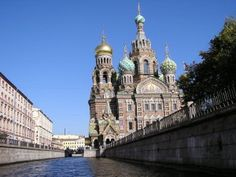"""Top 10 Tour Attractions in St. Petersburg - Hotels Fairy. The Church of """"Our Saviour on the Spilt Blood"""" – The church was erected on the location of assassination (on the 1st of March in 1881) of Russian Tsar Alexander II. The church sits at on the Moika canal with a view to Nevsky Prospect"""