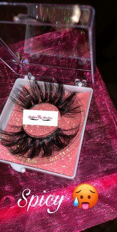 Spicy 🥵 - Barbie lashes - Faux Lashes, 3d Mink Lashes, Fake Eyelashes, Big Lashes, Eyelashes Makeup, Eyebrows, Makeup Geek, Skin Makeup, Makeup Inspo