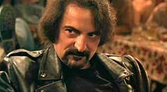 "Tom played Sex Machine in ""From Dusk Till Dawn"" Tom Savini, Dusk Till Dawn, Quentin Tarantino, Movie Tv, Sci Fi, Cinema, Happy, Books, Fictional Characters"