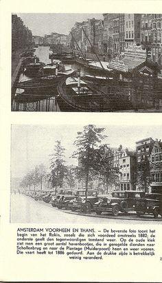 Amsterdam, then  then by juffrouwjo, via Flickr