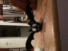 Bat pumpkin!