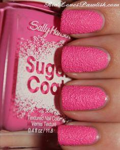 Sally Hansen Sugar Coat... Cotton Candies