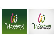 Weekend Workshops Logo by tasa