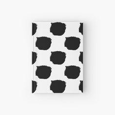 """Black and white paint splash, asymetric spots pattern"" Hardcover Journal by cool-shirts Samsung Galaxy Cases, Iphone Cases, Paint Splash, Canvas Prints, Art Prints, White Paints, Cool Shirts, Journals, Duvet Covers"