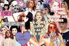 Marina And the Diamonds, Lana Del Rey & Melanie Martinez