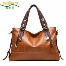 New Women Handbag Genuine Leather Bag Lichee Pattern Shoulder Bags Bolsas Femininas Crossbody Tote Fashion Women Messenger Bags www.bernysjewels.com #bernysjewels #jewels #jewelry #nice #bags