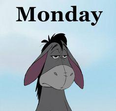 Maandag!