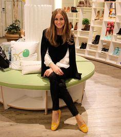 Olivia Palermo | Snapped: Shopping in Soho