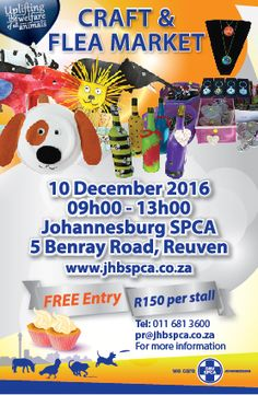 #JSPCACraftmarket #10December2016 Donate Now, Craft Markets, Animal Crafts, Metal Working, Diy And Crafts, Homemade, Marketing, Gifts, Animals