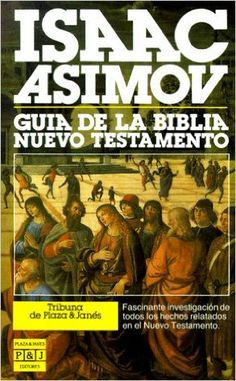 In Asimov's Guide to the Bible, Isaac Asimov explores the historical, geographical, and biographical aspects of the events described in the Old and New Testaments. Asimov's attempts to illuminate the Bible's many obscure, mysterious passages prove absorbing reading for anyone interested in religion and history.