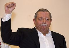 Mexican candidate for governor of the state of Tamaulipas from the In