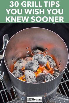 Throwing some meat on the grill is pretty simple but the devil is in the details. Get grilling the right way with these incredible grill tips. Smoker Cooking, Fire Cooking, Outdoor Cooking, Cooking Tips, Grilling Tips, Grilling Recipes, Cooking With Charcoal, Charcoal Grill, Bbq Pitmasters