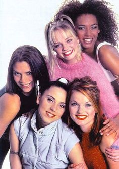 Spice Up Your Life! ✌🇬🇧 The Spice Girls S Club 7, Lab, 1990s Nostalgia, Victoria And David, Emma Bunton, Baby Spice, Teen Movies, Britpop, Girls Rules