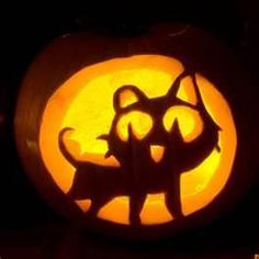 Image Search Results for cute pumpkin carvings