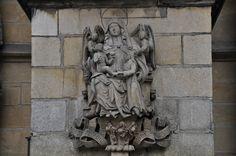 Świdnica, katedra, św. Anna Samotrzeć