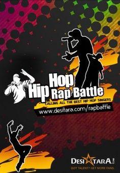 Hip Hop Rap Battle begins on Desitara.com