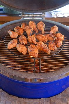 how to cook wings on a grill dome Green Egg Bbq, Green Eggs, How To Cook Wings, Grilling Recipes, Cooking Recipes, Best Bbq, Food Festival, Bbq Grill, Outdoor Cooking