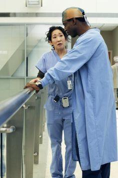 Cristina and Burke - Season 3