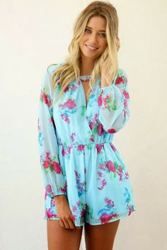 b2acf507ee4d Aster Playsuit - Playsuits by Sabo Skirt