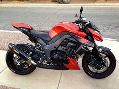 Kawasaki Z1000 You will be mine!!!
