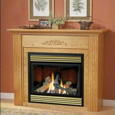 Great idea for the living room! The current owners have one like this. It suits the room very well, providing a warm focal point.  Ventless gas fireplaces – Great heating devices to heat your room safely and efficiently