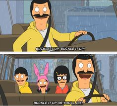 Bob's Burgers | 24 Examples Of Infinite Wisdom From Movie And TV Dads
