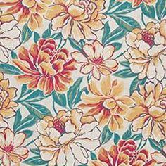 Caribbean Floral | BBJ Linen