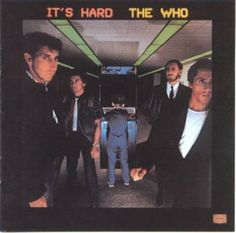 The Who / It's Hard (1982) - R$ 15