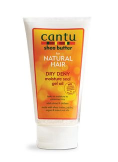 Cantu Shea Butter for Natural Hair Dry Deny Moisture Seal Gel Oil 5 Ounce