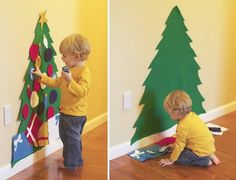 Toddler Tree | Pin of the Week