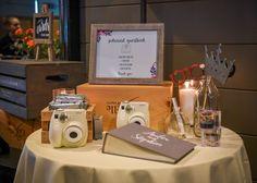 Rent Polaroid/Instax Cameras  at InstantCameraRental.com Wedding Guestbook Photos