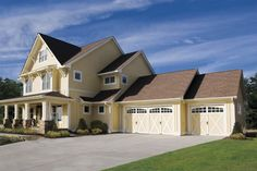 GRAND HARBOR® COLLECTION Carriage-house style garage doors,steel frame, insulation-optional. Steel and composite carriage house style garage doors provide a popular style at a great value. www.garagedoor4less.com