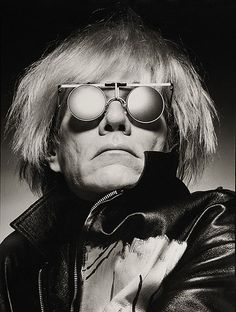 Albert Watson, Andy Warhol, New York City 1983