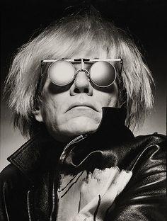 Andy Warhol by Albert Watson