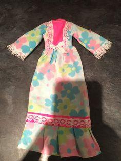 Vintage Sindy Doll And Dress Vgc   eBay